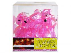 Wholesale Decorative Flamingo String Lights