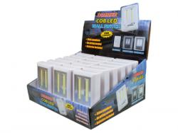 Wholesale COB LED Wall Switch With Dimmer In Countertop Display
