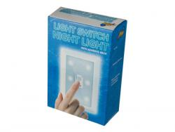 Wholesale Light Switch Night Light With Adhesive Back