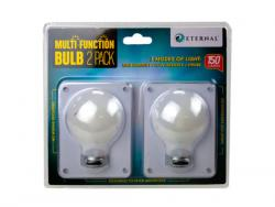Wholesale 2 Pack Bulb Shaped Multi Function Switch Light