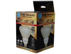 Wholesale Decade 75W Replacement CFL Bulb