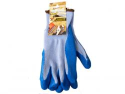 Wholesale Large Knit Latex Dip Working Gloves