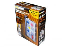 Wholesale Deluxe Fastener Organizer Kit With 2 Assortments Included