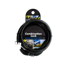 Wholesale Combination Cable Lock