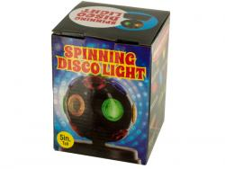 Wholesale Mini Spinning Disco Party Light