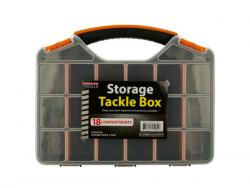 Wholesale Storage Tackle Box With 18 Compartments